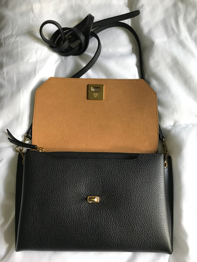 MCM-milla-small-leather-clutch-open-stylecookiejar