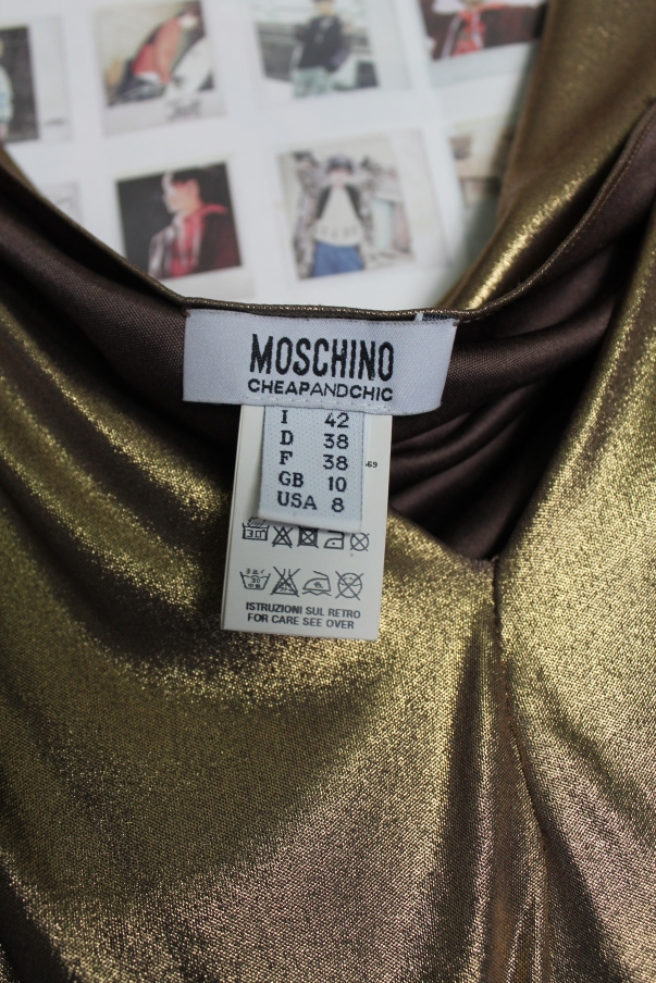 moschino-cheap-and-chic-gold-dress-resort-2011-stylecookiejar-tag